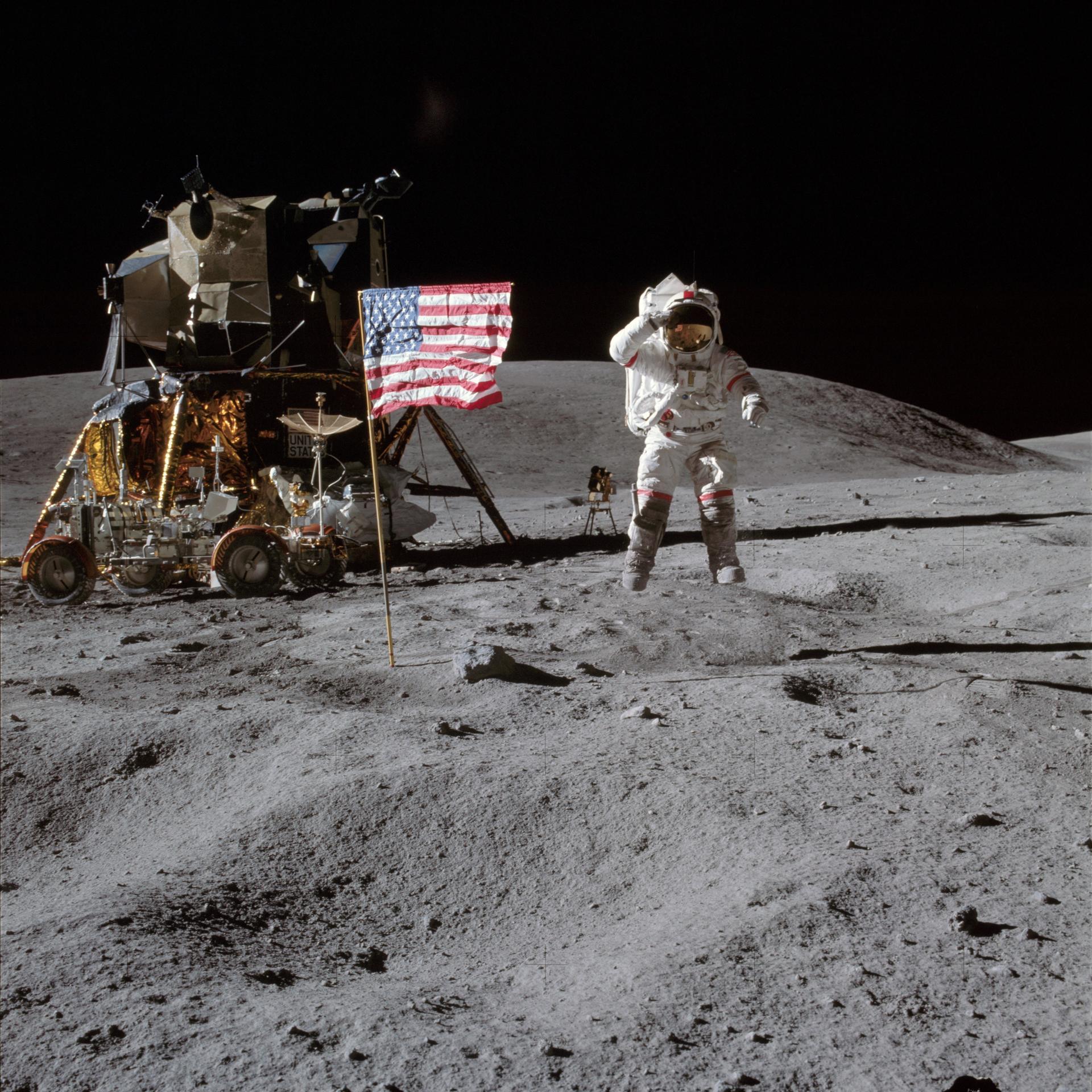 NASA - Mondlandung