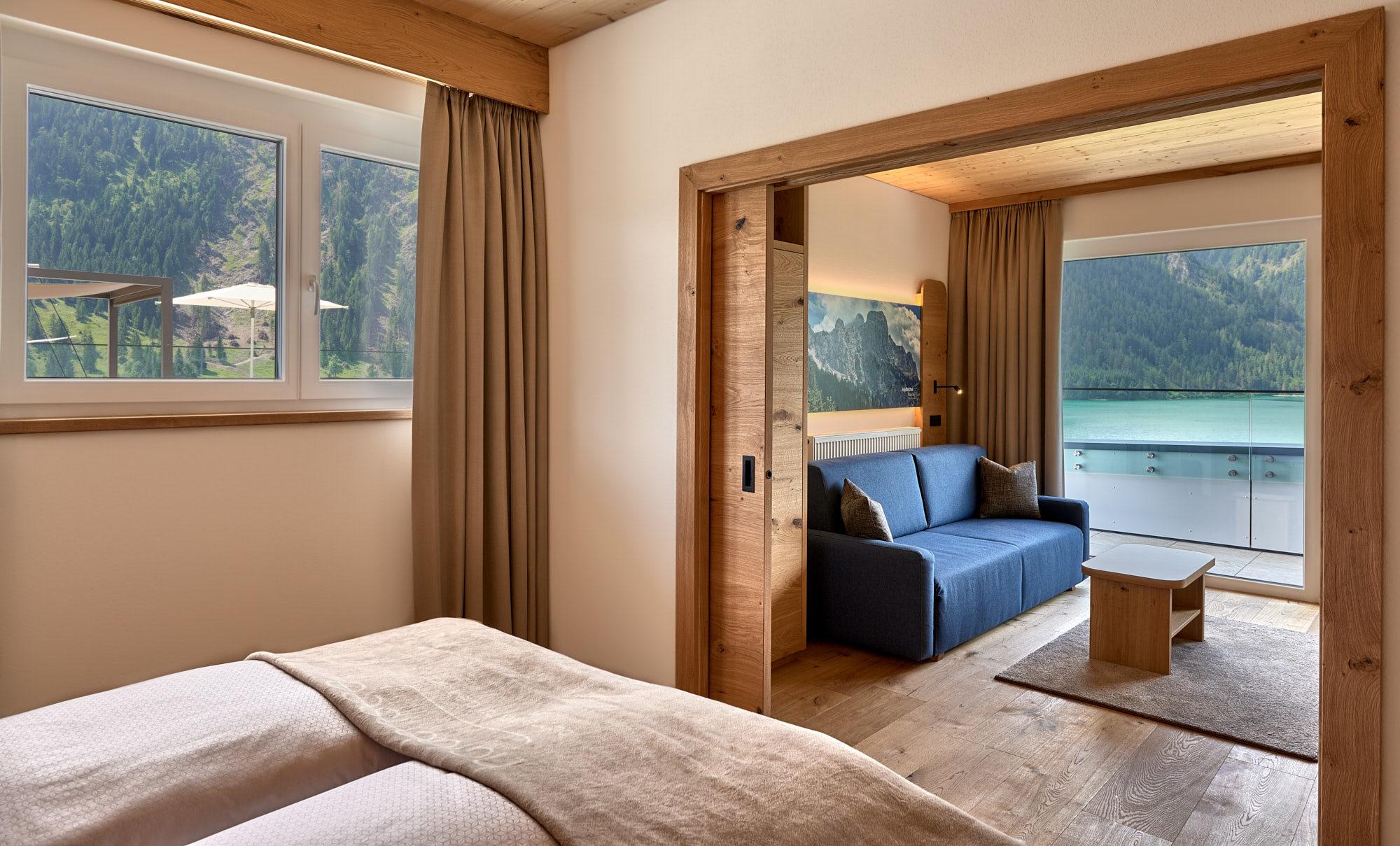Hotel Zimmer Hotel Haldensee